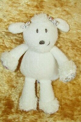 Mamas & Papas Once Upon A Time ~ BAALEY LAMB ~ 7  Small Comforter Soft Plush Toy • 5.95£