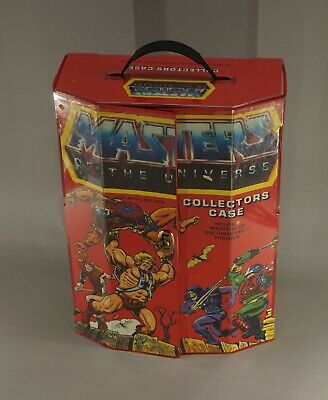 $6.49 • Buy Original 1984 He-man Masters Of The Universe Action Figure Carrying Case Nice!