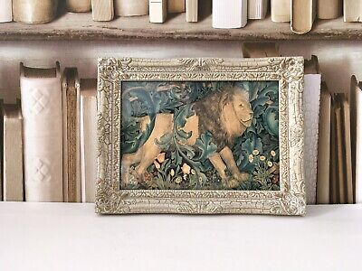 Rococo 3D Picture Photo Frame 13x18cm Freestanding Or Wall Mounted • 3.99£