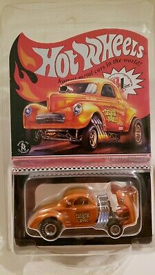 $100 • Buy Hot Wheels RLC Red Line Club '41 Willy's Gasser Talkin 'Bout #7948/10000