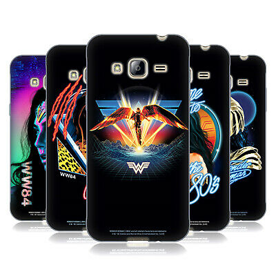 Official Wonder Woman 1984 80's Graphics Soft Gel Case For Samsung Phones 3 • 14.95£