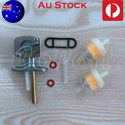 AU16.34 • Buy Fuel Valve Switch For Suzuki DR650SE DR 650 Gas Tank Switch Assembly Petcock Tap