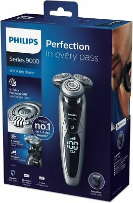 AU320 • Buy Philips S9711/41 Wet & Dry Series 9000 Electric Shaver V-Track Pro RRP$499