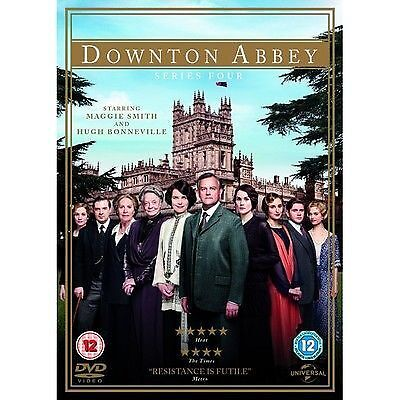 Downtown Abbey Series 4 Complete. • 18£