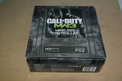 £24.99 • Buy Call Of Duty MW3 PS3 Wireless Controller Collectors Edition