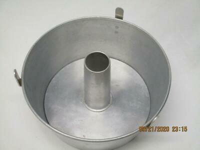 $14.90 • Buy Vtg. Comet Aluminum Angel Food Round 2-Piece Cake Pan With Legs USA