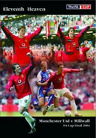 *NEW*  FA Cup Final 2004 - Manchester United V Millwall (DVD) . FREE UK P+P .... • 19.89£