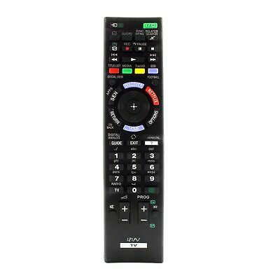 £4.74 • Buy Replacement Remote For Sony RM-ED059 Television Remote Control HD TV