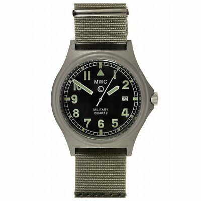 MWC G10 Military Watch SS 100M On Nato Strap NEW Boxed UK Seller • 145£