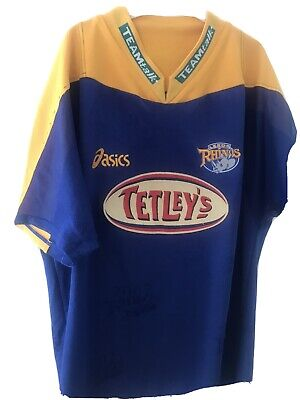 Leeds Rhinos Vintage Shirt Size Medium • 0.99£