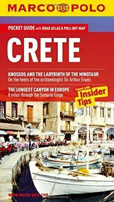 Crete Marco Polo Pocket Guide (Marco Polo Travel Guides), Marco Polo, Like New,  • 2.99£