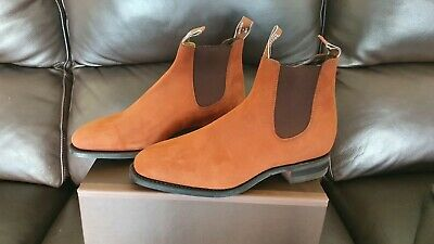 AU475 • Buy RM Williams Mens Brand New Boots Size 9G