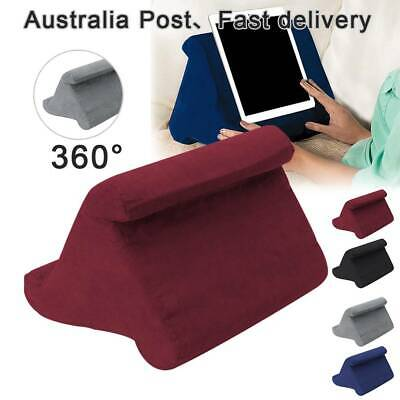 AU14.99 • Buy IPad Book Reader Stands Tablet Pillow Holder Rest Laps Reading Cushion AU