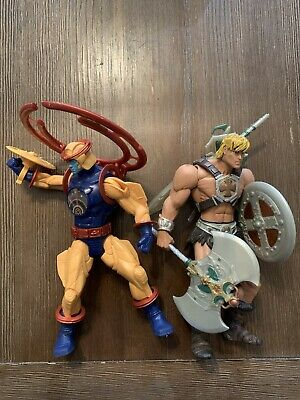 $9.30 • Buy Masters Of The Universe 200x Lot Motu 2002 He Man And Sy Clone