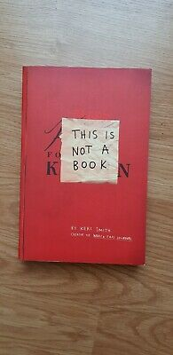 This Is Not A Book By Keri Smith (Paperback, 2011) • 1.50£