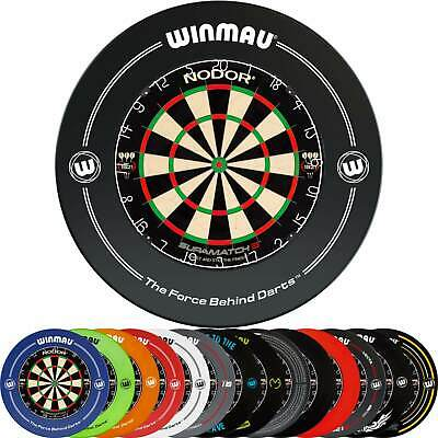 AU233.95 • Buy Nodor Supamatch 3 Dartboard & Winmau Surround Package | 12 Surrounds Available