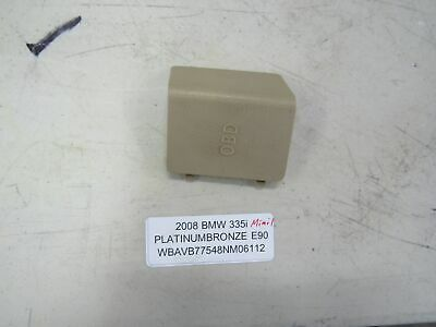 2006-2011 Bmw 335i E90 Sedan Front Driver Left Side Floor Socket Cover Cap Oem • 17.17£