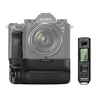 $ CDN75.99 • Buy Vertical Battery Grip For Sony A9 A7III A7RIII Cameras