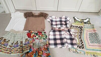AU20 • Buy Size 4 Girls Summer Bundle, 6 Items. Includes Brands Of Zimmerman, Paperwings,