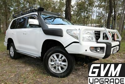 AU69888 • Buy 2015 Toyota Landcruiser GXL V8 Twin Turbo Diesel GVM Increase EASY FINANCE