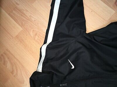 Black Nike Zip Up Track Top - Mens Small • 15£
