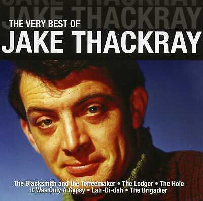 Jake Thackray - The Very Best Of - New Cd!! • 5.95£