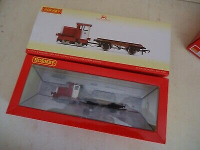 Hornby Oo Gauge R3705 Ruston & Hornsby 48ds John Dewar Dcc Ready Mint & New  • 10.50£