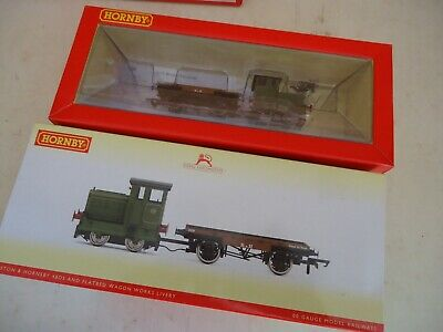 Hornby Oo Gauge R3704 Ruston & Hornsby 48ds Works Livery Dcc Ready Mint & New  • 40£