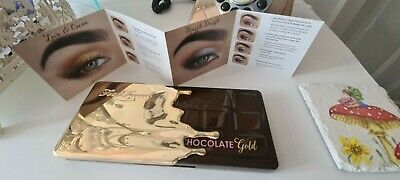 £16.99 • Buy New - Too Faced - Chocolate Gold Eyeshadow Palette