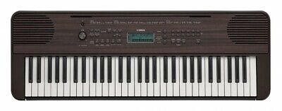 AU775.44 • Buy 2019 NEW YAMAHA Portable Keyboard Dark Walnut PSR-E360DW From Japan