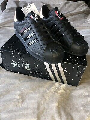 Adidas Superstar-DARTH VADER (limited Edition) • 150£