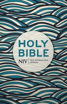 £6.95 • Buy The Holy Bible NIV Easy-to-Read Layout Best Selling Book - FREE DELIVERY!