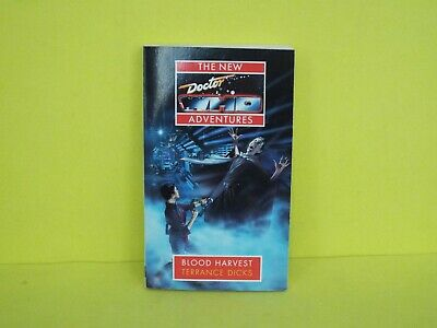Doctor Who The New Adventures Book Blood Harvest  • 10£