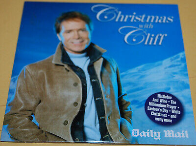 CHRISTMAS WITH CLIFF - CLIFF RICHARD -The Daily Mail CD Series • 1.29£