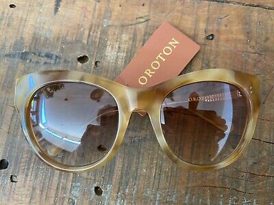 AU52 • Buy Oroton Liberty Sunglasses In Syrup Tort BNWT