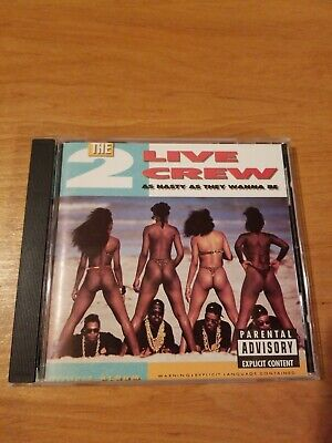 $ CDN13.41 • Buy 2 Live Crew As Nasty As They Wanna Be Cd