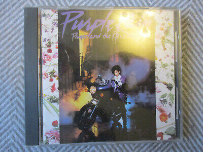 Prince Purple Rain 1st Issue French MPO M.P.O. Target Very Rare CD • 34.99£