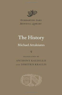 History (Dumbarton Oaks Medieval Library) New Hardcover Book • 25.25£