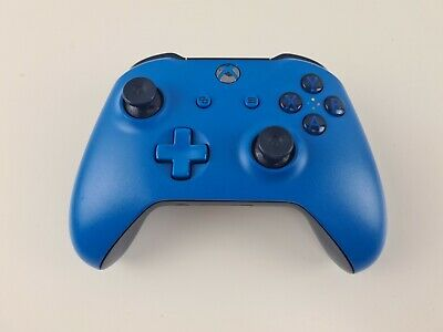 AU59.99 • Buy New Xbox One S Blue Wireless Controller - Slight Damage