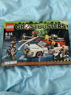 LEGO 75828 Ghostbusters Ecto 1 & 2  - New And Sealed Box - Retired Set • 78£