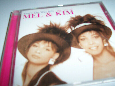 £9 • Buy Mel & Kim - That's The Way It Is - The Best Of  -  CD  (2001)