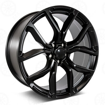 $ CDN1384.85 • Buy 22  22x9.5 SVR WHEELS FIT LAND ROVER RANGE ROVER HSE SPORT DISCOVERY SUPERCHARGE