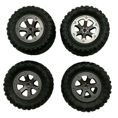 $8.61 • Buy 4pc Upgrade Track Wheels Spare Parts For 1/16 WPL B14 C24 Military Truck RC Car