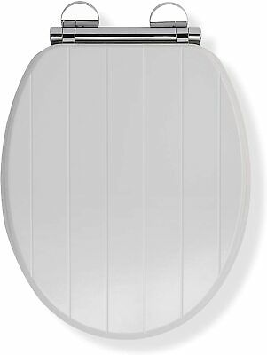 £39.85 • Buy Croydex Portland Toilet Seat With Soft Close And Quick Release