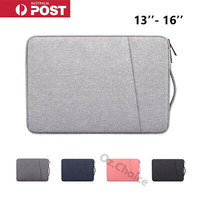AU19.95 • Buy Slim Laptop Sleeve Bag Carry Case 13  14  15  16  For MacBook Dell Asus HP