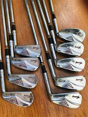 $140 • Buy MacGregor Tourney Irons M75 2-9 Plus Double Trouble Wedge