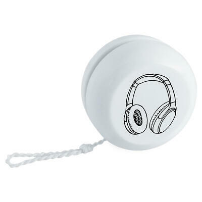 'Over Ear Headphones' Retro Style Yo-Yo (YY00015971) • 9.99£