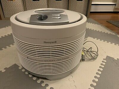 Honeywell 50150 HEPA Air Purifier Tested Works Great! • 177.32£