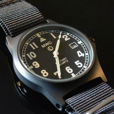 MWC G10 LM PVD Military Watch  Nato Strap, Date, 50m Water Resistance NEW  • 69.99£