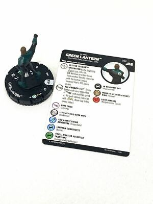 002 Justice League Unlimited - Green Lantern - Common HeroClix • 1.52£